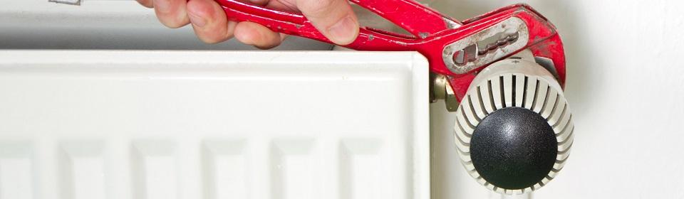 verwarming met draaiknop en gereedschap